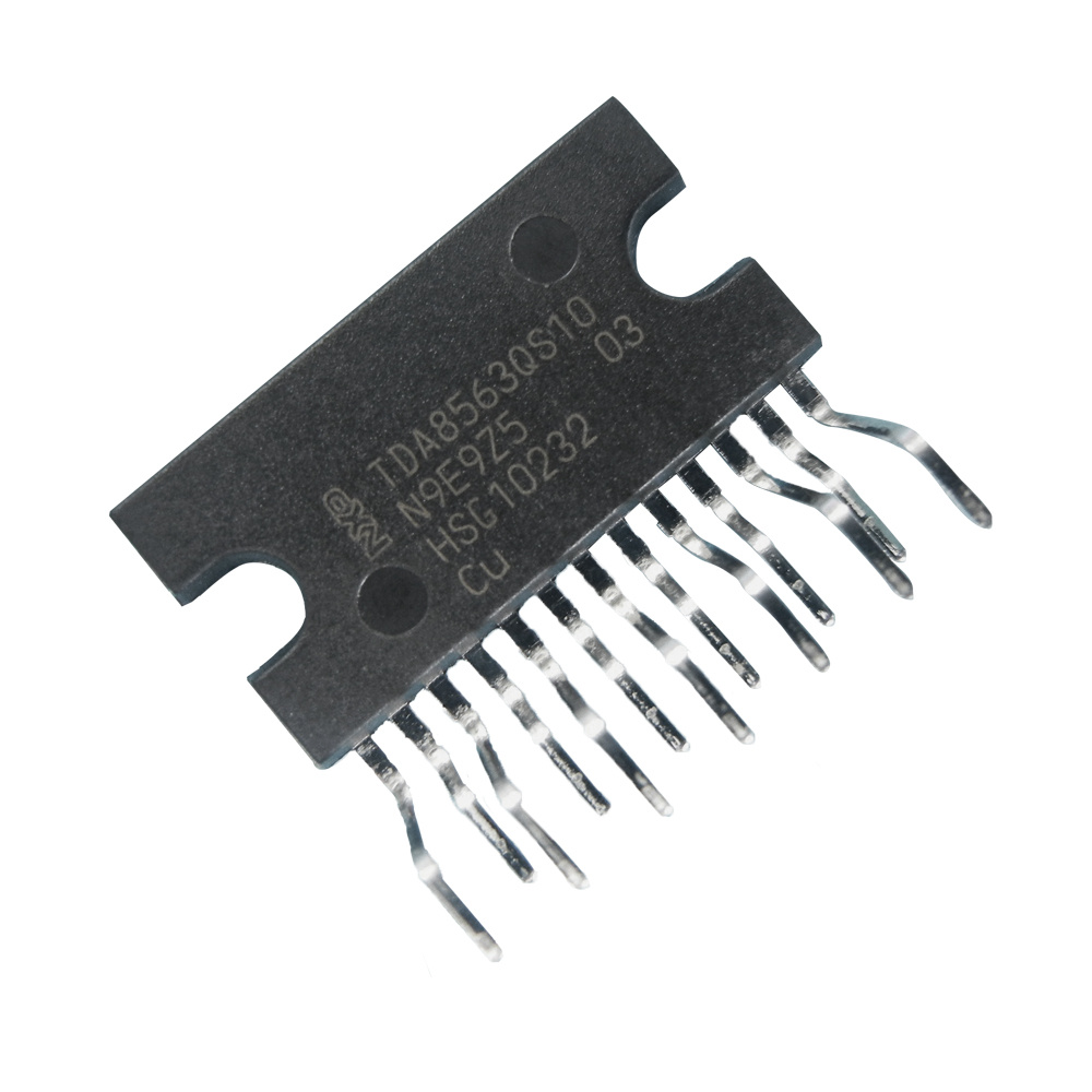 China High Quality Tda8563q Integrated Circuits New And Original Pictures Of Circuit