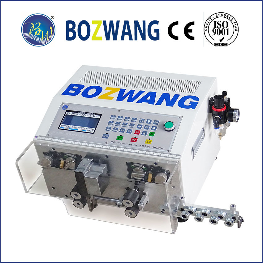 China Automatic Wire Stripping Machine Flat Cable