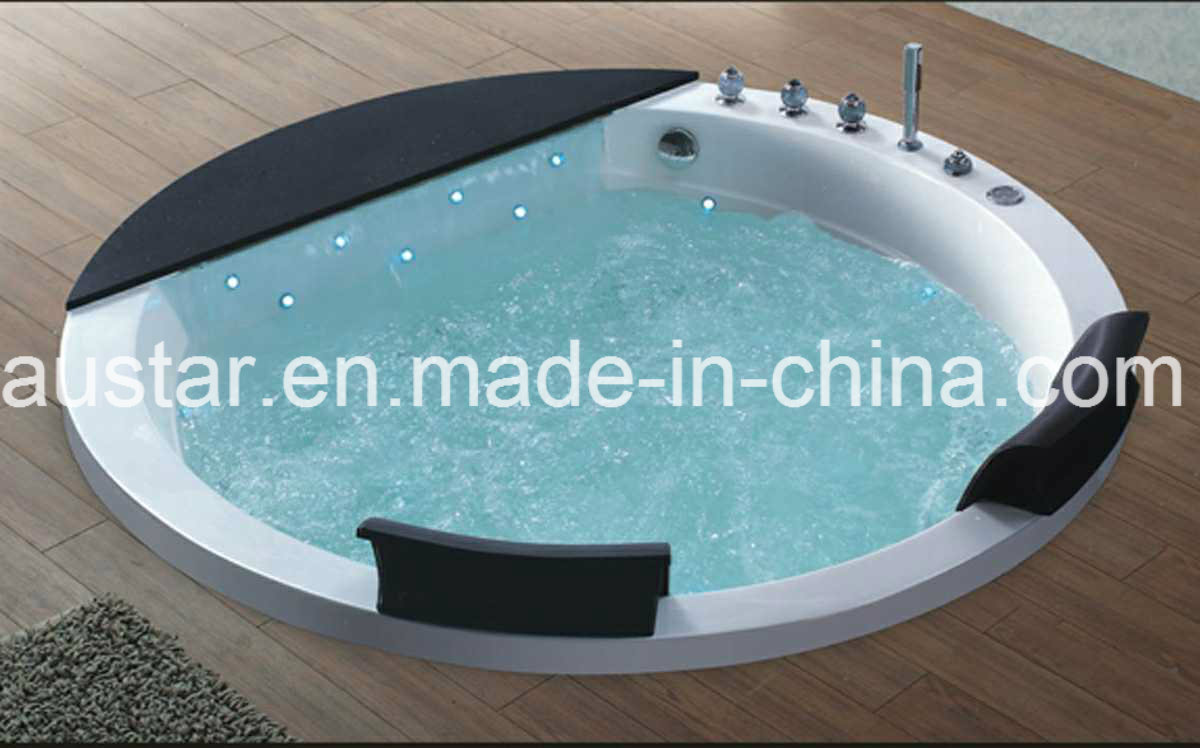 Dia. 1700mm Build-in Outdoor SPA for 8 Persons (AT-9011)