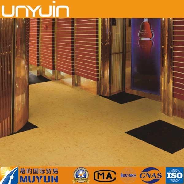 China Colorful Vinyl Plank Click Floor Stone Look Pvc Flooring Tile