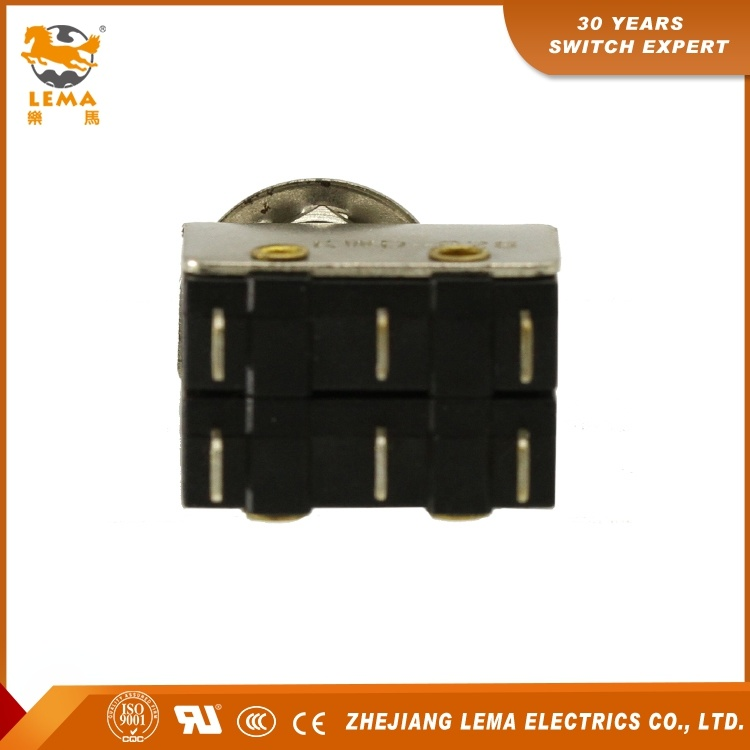 Lema Kw12-D628 5A Bracket Solder Terminal Mini Micro Switch