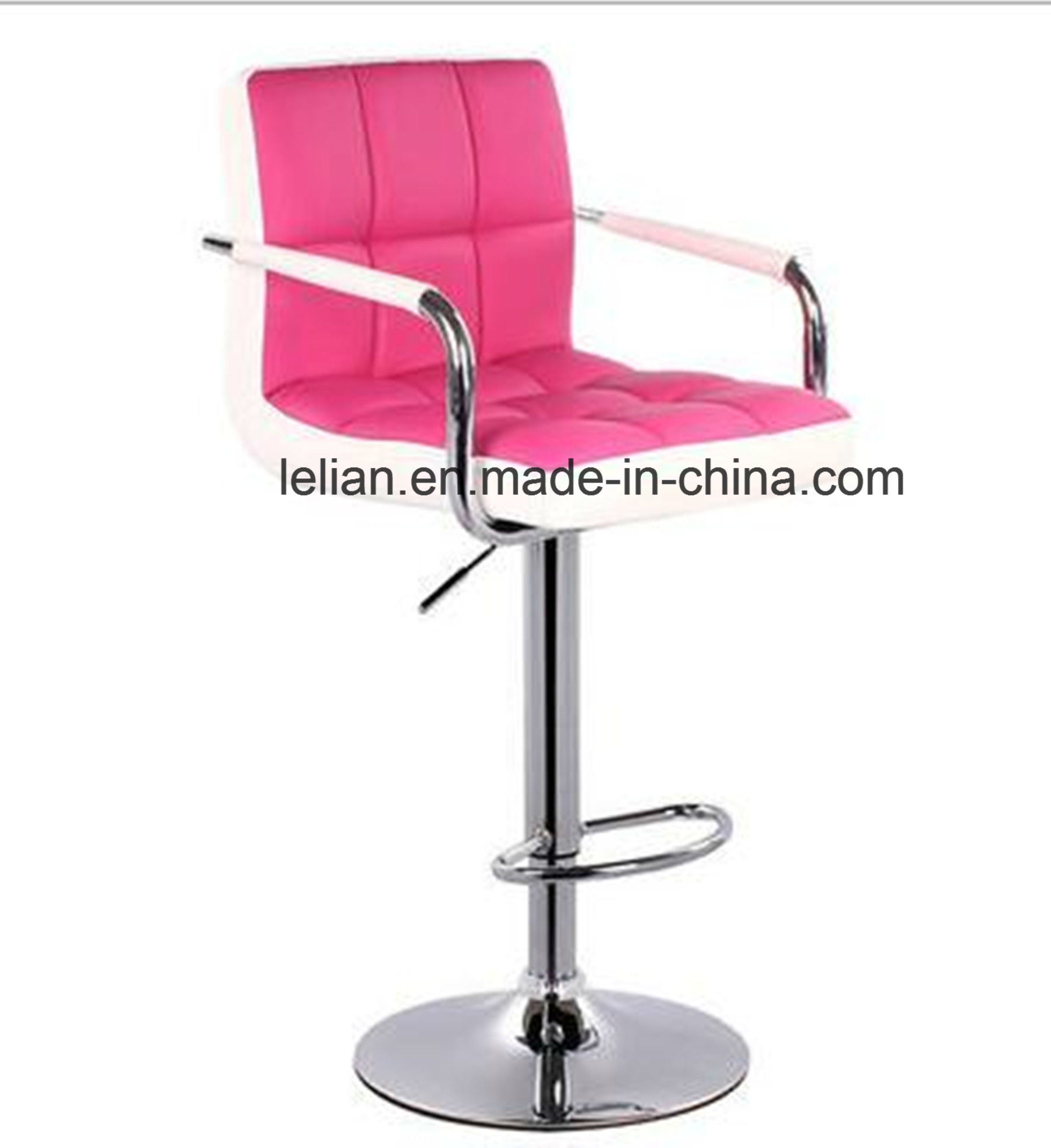 Office Ajustable Swivel PU Chair with High Density Sponge Inside (LL-BC041) pictures & photos