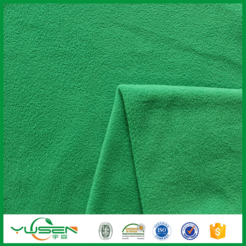 100% Poly Various Micro Polar Fleece Fabric for Carpet pictures & photos