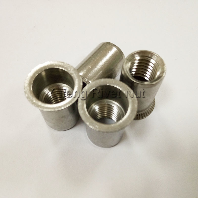 Stainless Steel Countersunk Round Body Rivet Nut