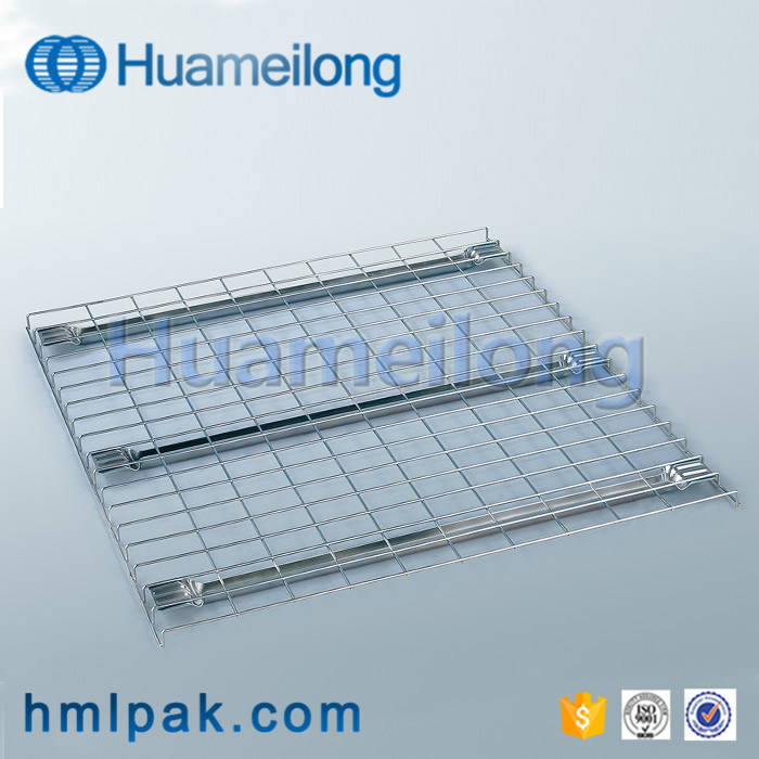 China Heavy Duty Q235 Selective High Density Wire Mesh Decking ...