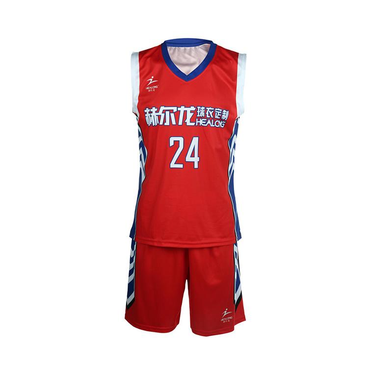 d8a52f2e China Healong 100%Polyester Fabric Wholesales Basketball Jersey Uniform  Custom Cheap Basketball Uniform - China Basketball Jerseys, Cheap  Basketball Uniform
