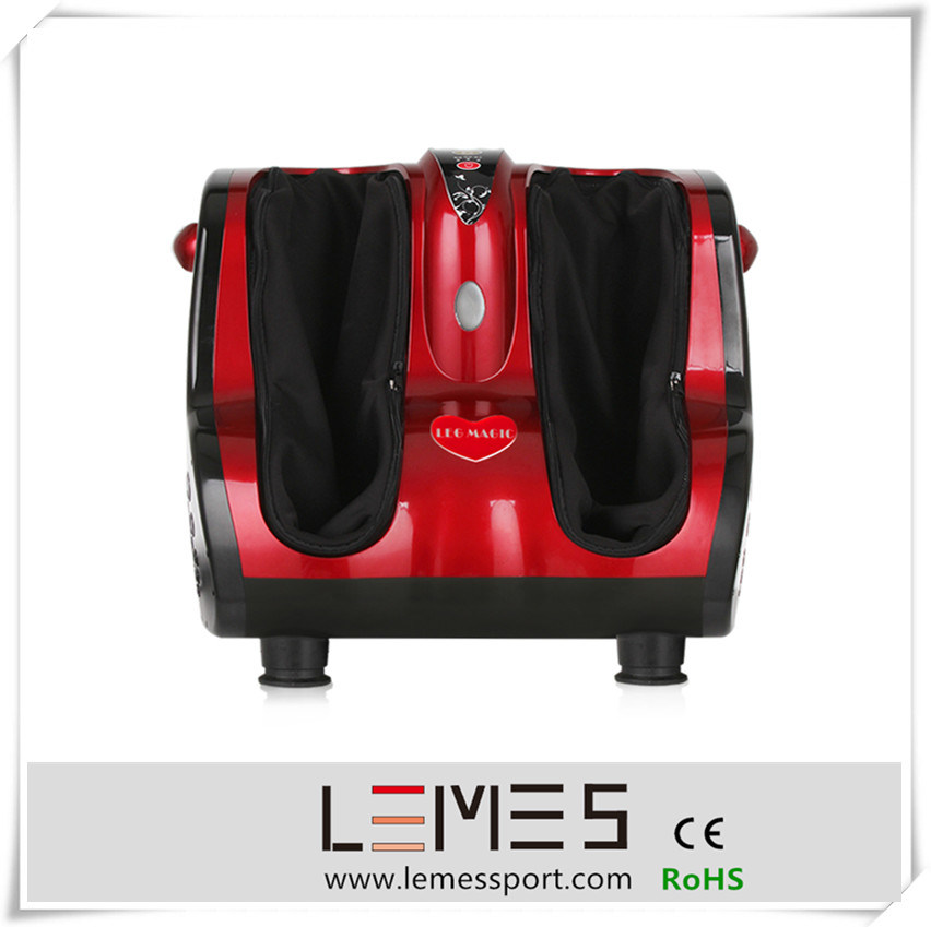 Multi-Function Heated Foot and Leg Massager