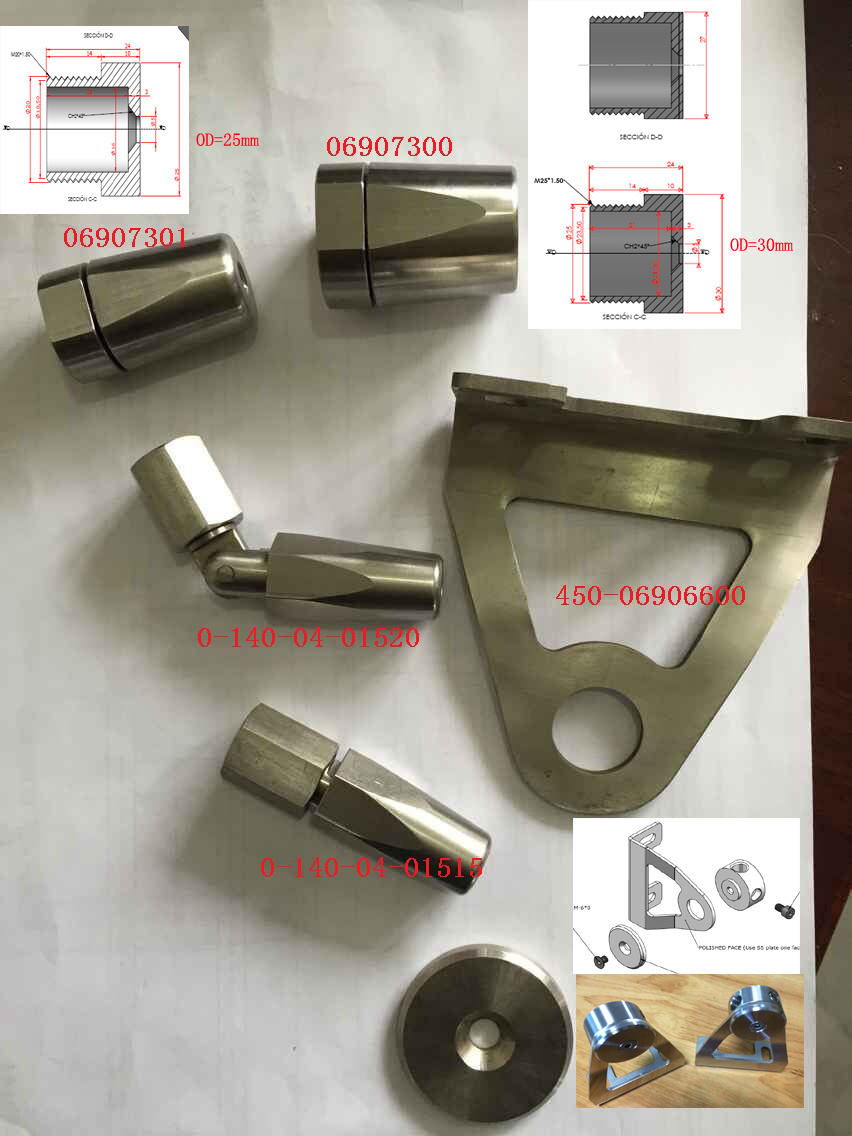Spring-2 (machinery component with OEM service) pictures & photos