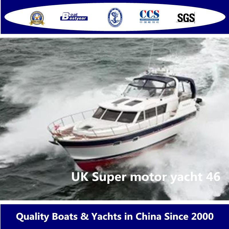 [Hot Item] UK Super Motor Yacht 46 on Sale