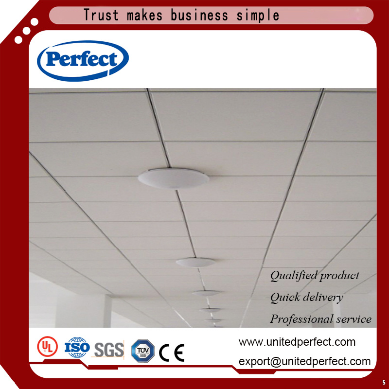 China Different Types Of Fiberglass Insulated Ceiling Tile Photos