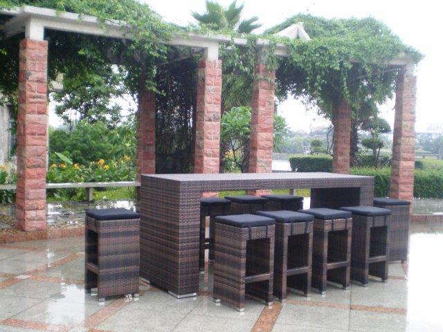 Outdoor Garden Patio Furniture Wicker