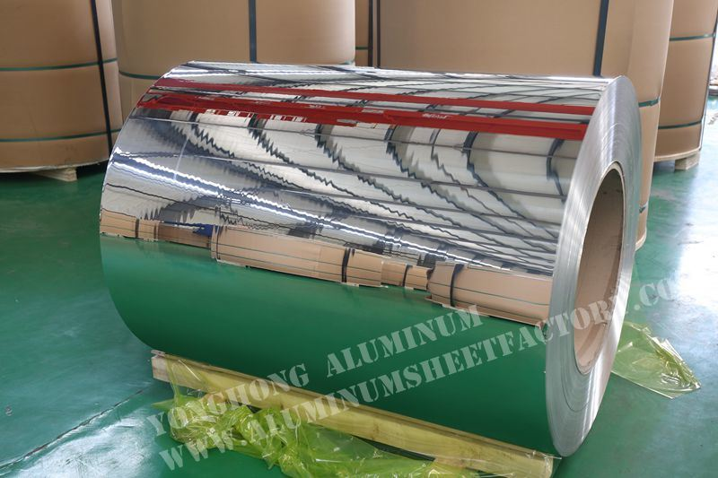 High Reflectance Mirror Aluminum Sheet /Coil