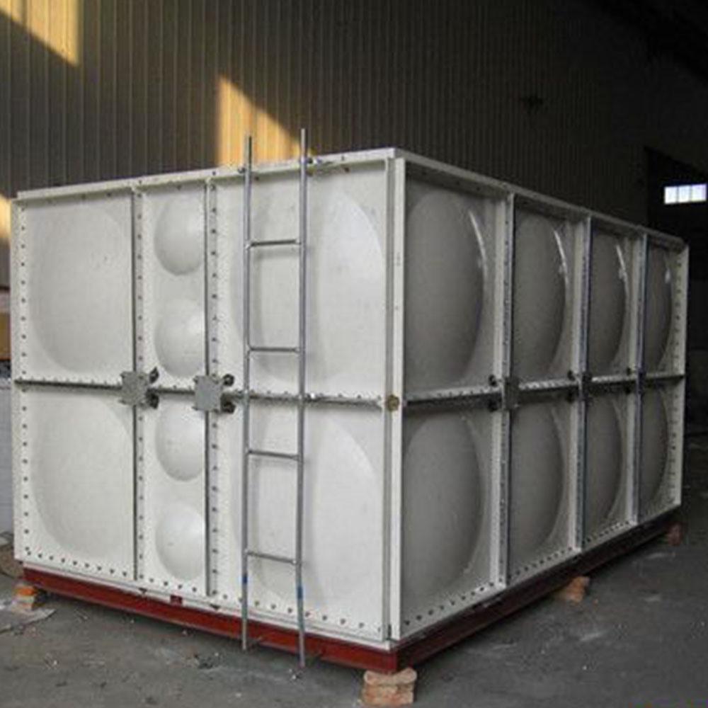 [Hot Item] FRP Panel Type Sectional Tanks GRP Fiberglass Water Tank