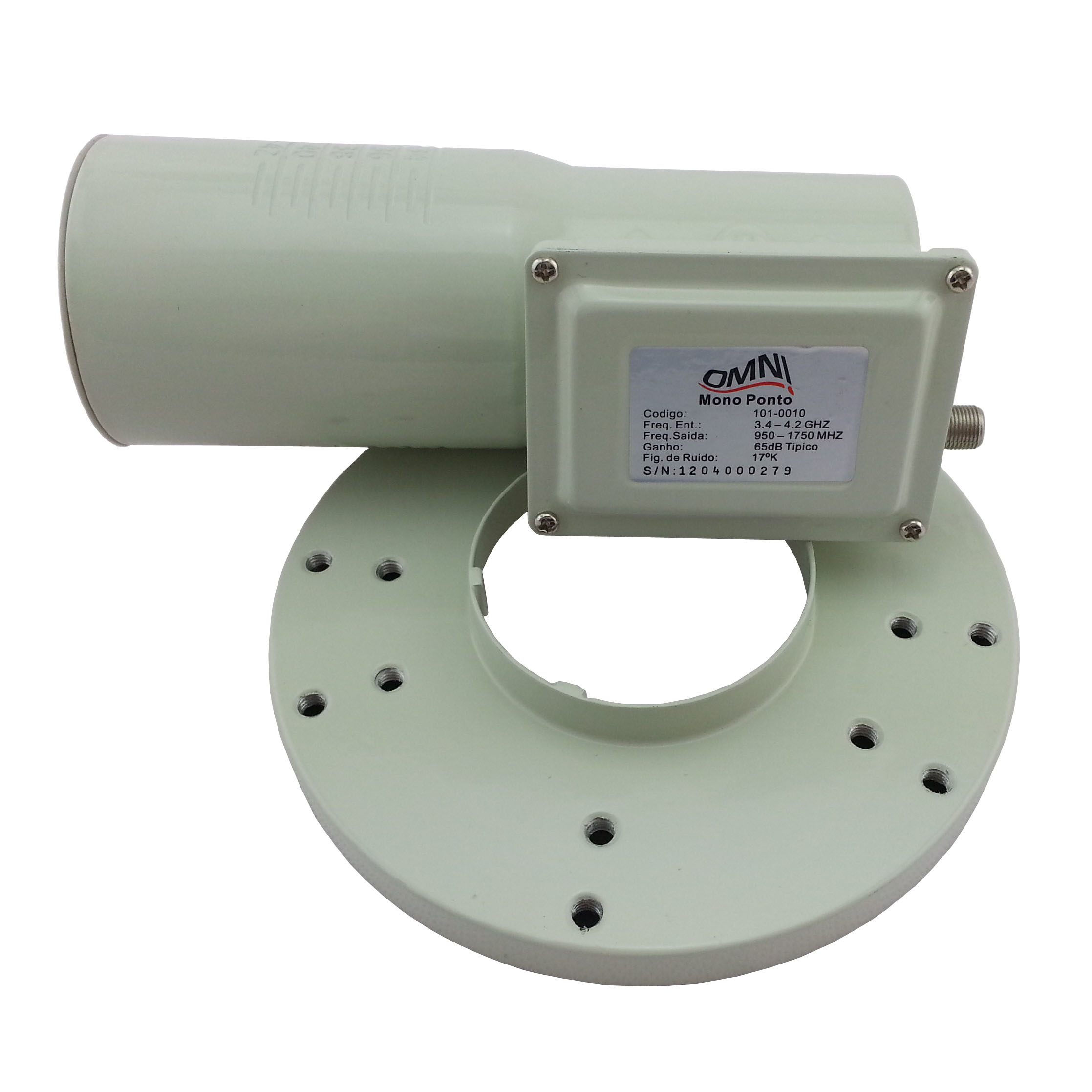 High Gain Good Stability Monopoint LNB C Band Factory pictures & photos