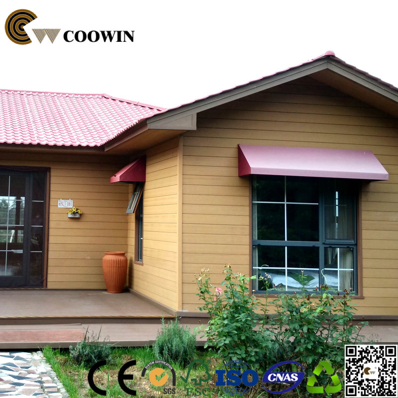 China House Usage Fire Resistant WPC Wall Panel TF04E Photos