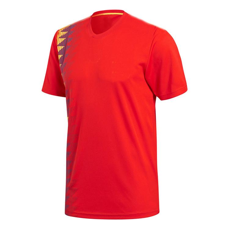 1a738d88c China Healong Sublimated Wholesale Cheap Soccer Wear Custom Soccer Jerseys  Football Shirt - China Football Jersey