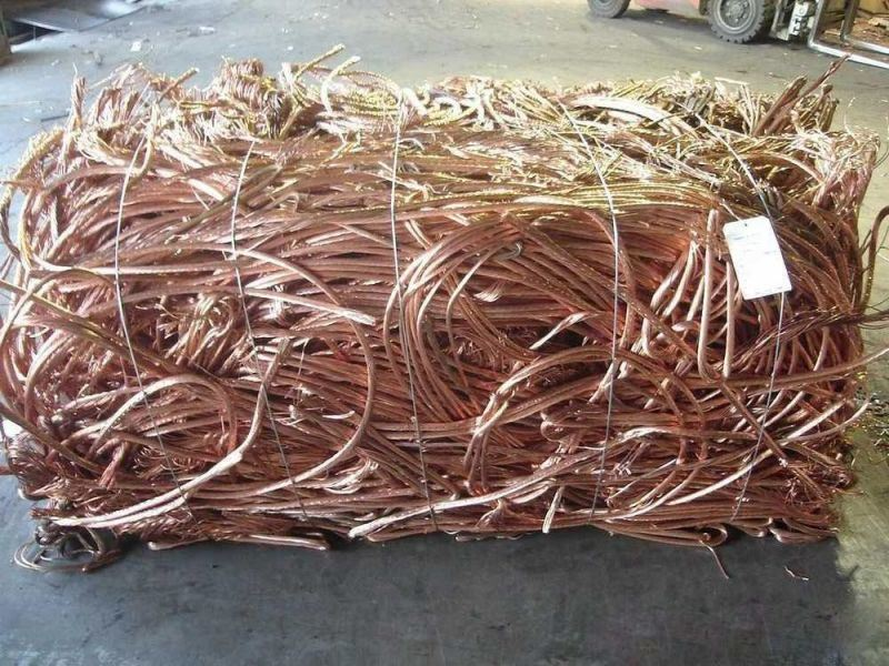 Hot Sale and Competitive Price Copper Wire Scrap 99% pictures & photos