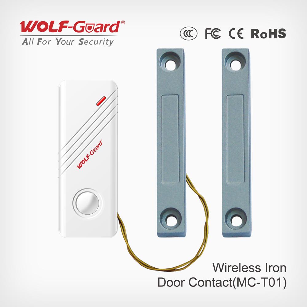 China Wireless/Wired Shutter Door Sensor Good Quality Mc-J01 - China ...