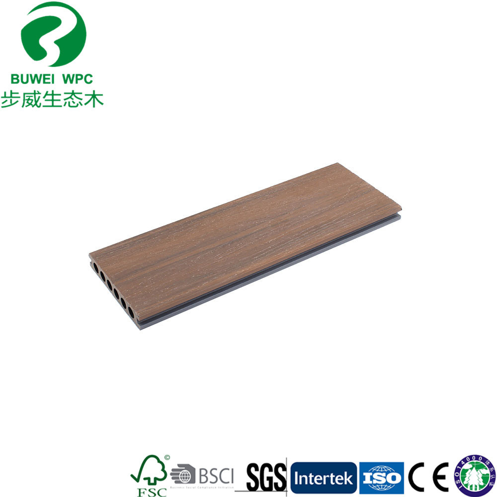 China Low Cost Wpc Good Fireproof Performance Decorative Quality Craft Flooring Building Material Construction