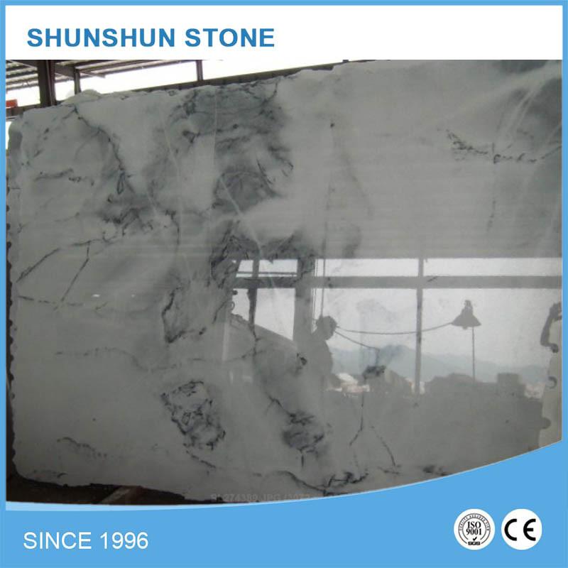 White China Jade Landscape Marble Slabs for Wall and Floooring pictures & photos