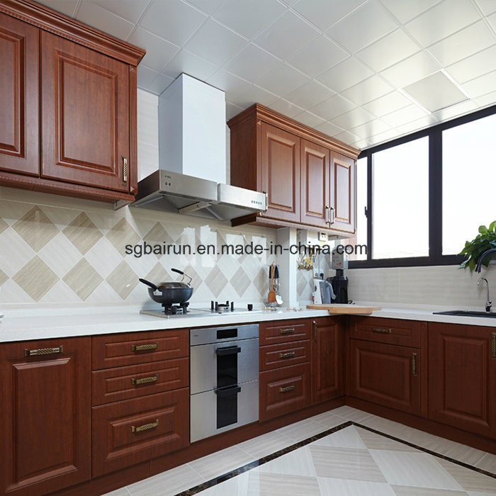 Kaka Pvc Kitchen Furniture: China Kitchen Furniture Shaker Style Melamine Board