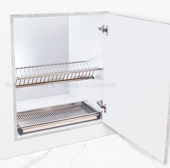 China Kitchen Storage Household Cabinet Organizer Flexible Ss201 Dish Rack Photos Pictures Made In China Com Use your own plates as a guide. china kitchen storage household cabinet