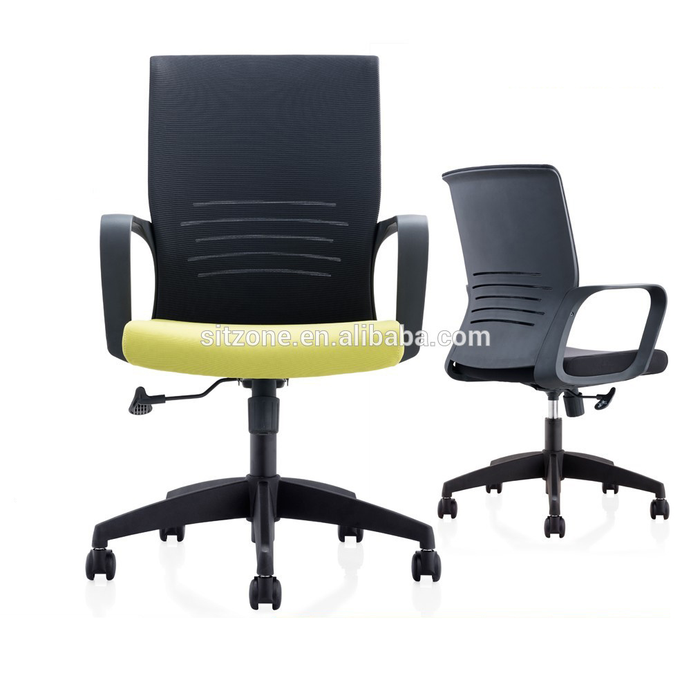 Plastic Frame Training Office Chairs