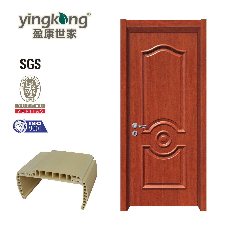 China 20 Years Factory Supply Waterproof Wpc Skin Door For Wpc