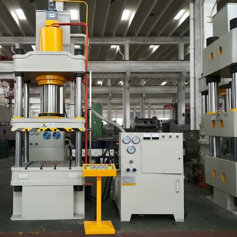 China Hot Sale 200 Ton 4 Post Hydraulic Press for Metal Material