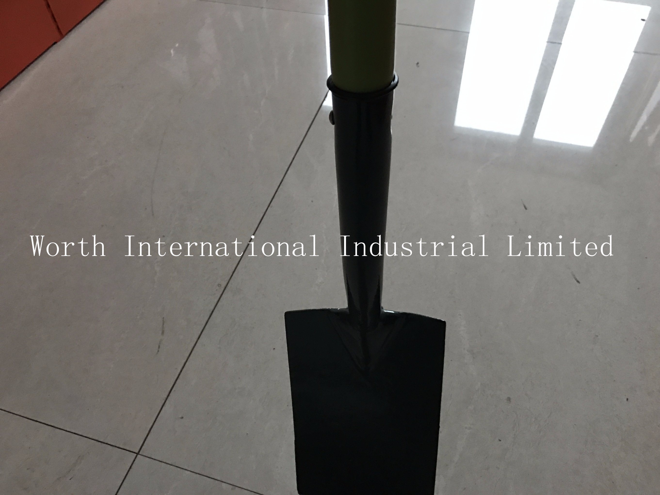 Iron Power Coated Fiberglass Handle Spade pictures & photos