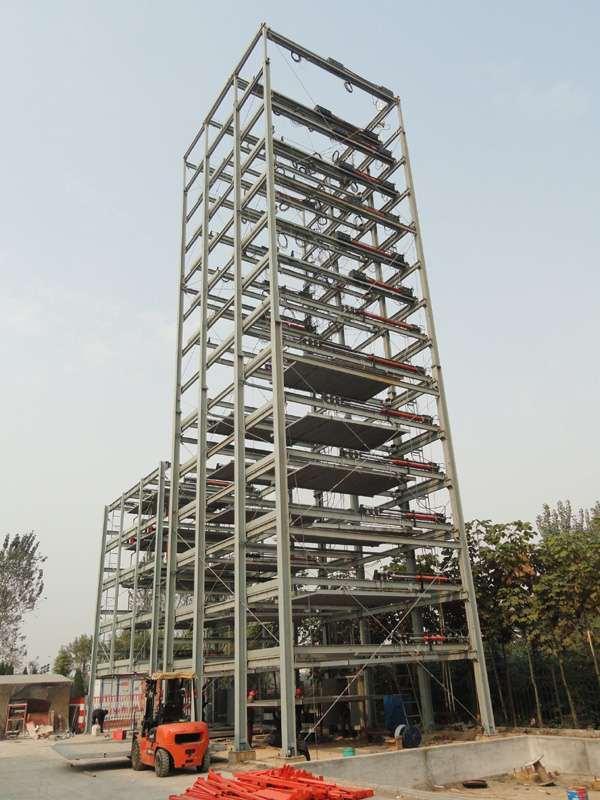 China High Speed Hydraulic Puzzle Parking (PSH15) - China ...