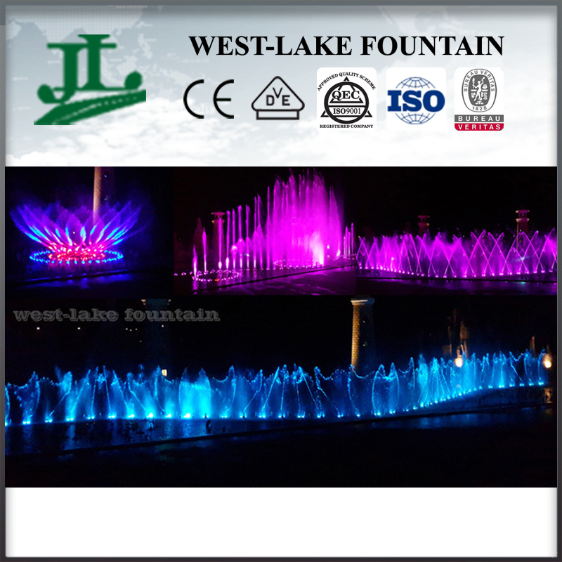 Customized Water Music Fountain on The Lake pictures & photos
