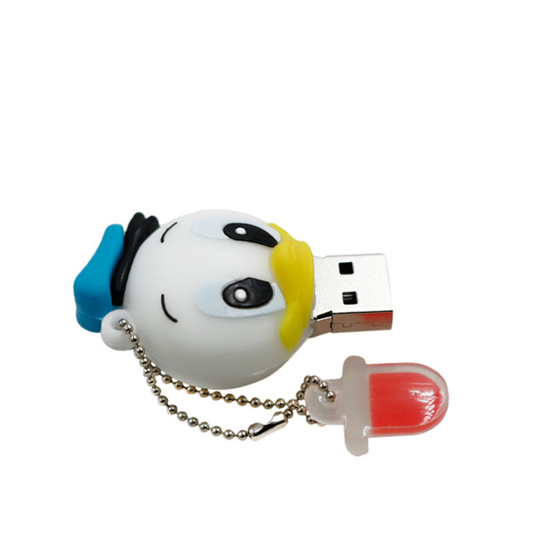 USB Flash Drive 64G Pendrive 4G 8g 16g 32g Flash Drive New Style Cute Cartoon Duck USB Stick USB2.0 Memoria USB pictures & photos
