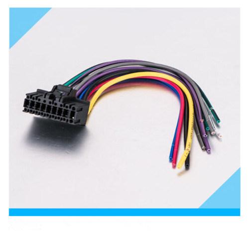 sony automotive audio wiring harness china 18pin radio harness car audio wire harness for sony china  china 18pin radio harness car audio