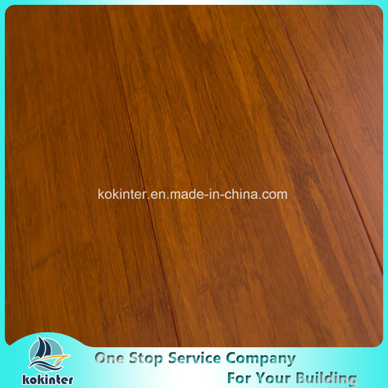 Super Quality Factory Directly Indoor Usage Strand Woven Bamboo Parquet-Satin Teak Color with Cheap Price pictures & photos