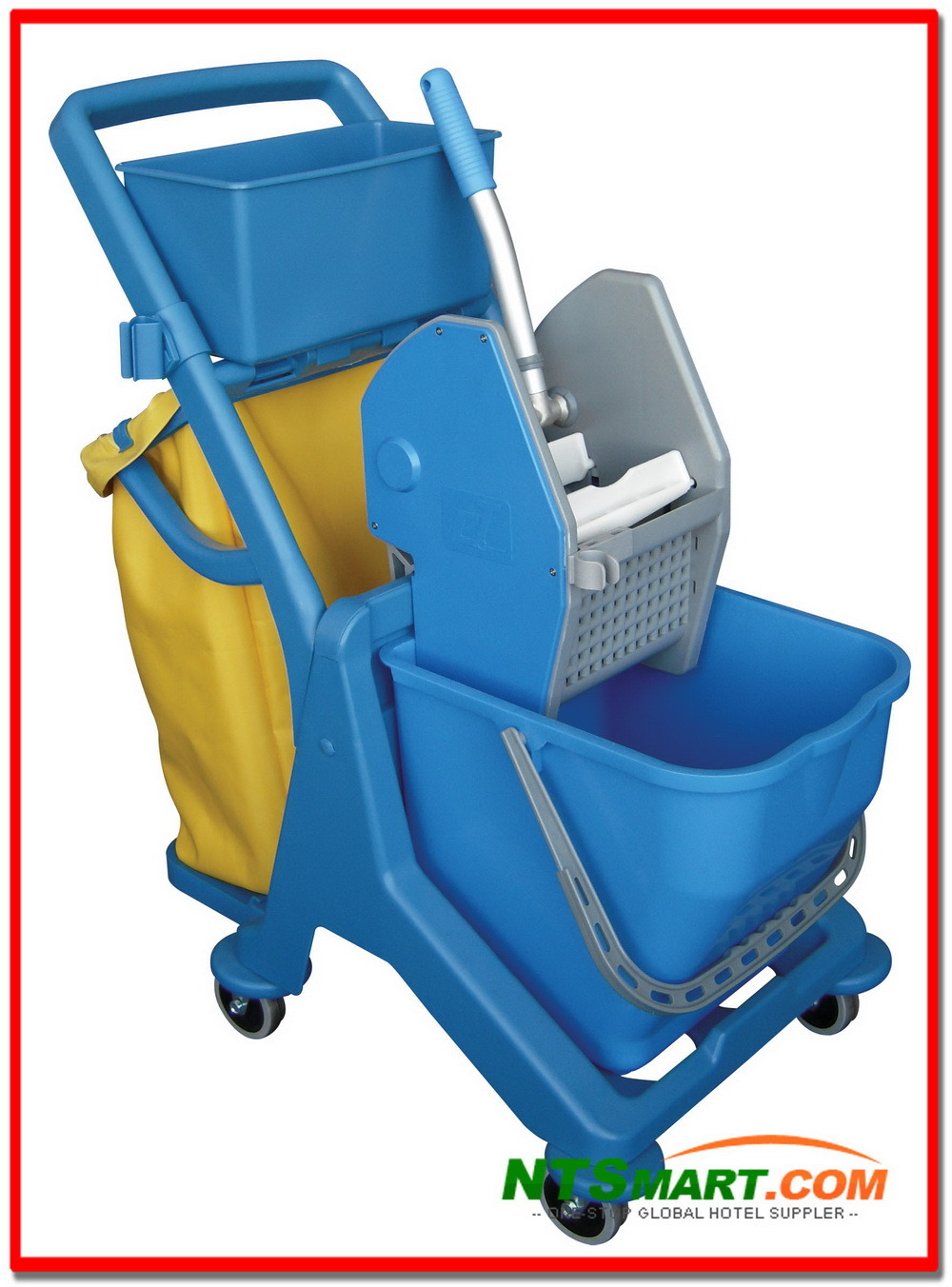Janitorial Trolley, Cleaning Trolley pictures & photos