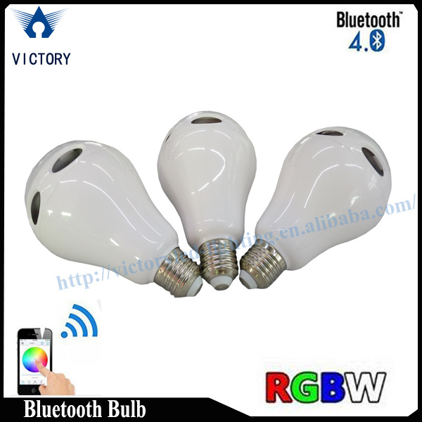Made in China LED Dazzle Bluetooth Bulb