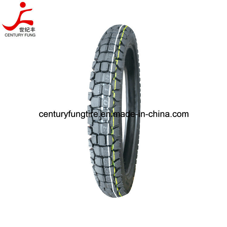 300-18 325-18 350-18 off-Road Motorcycle Tyre with ECE Certification