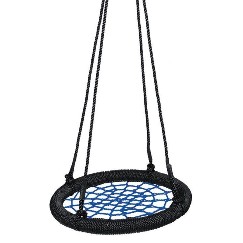 Terrific Hot Item Outdoor Garden Camping Portable Round Kids Swing Chair Theyellowbook Wood Chair Design Ideas Theyellowbookinfo