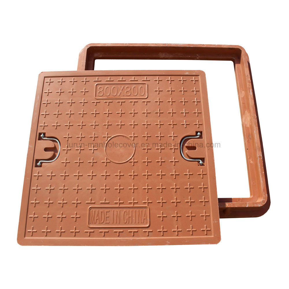 En124 Yuefeng Manhole Cover From China