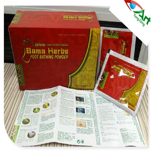 English Arabic Foot Powder Bama Herbs pictures & photos