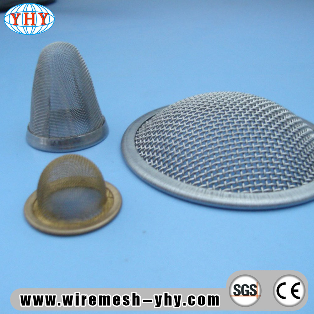 China 10 Micron Stainless Steel Mesh Oil Sieve Photos & Pictures ...