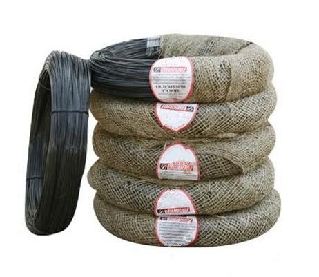 Galvanized and Black Iron Binding Wire pictures & photos