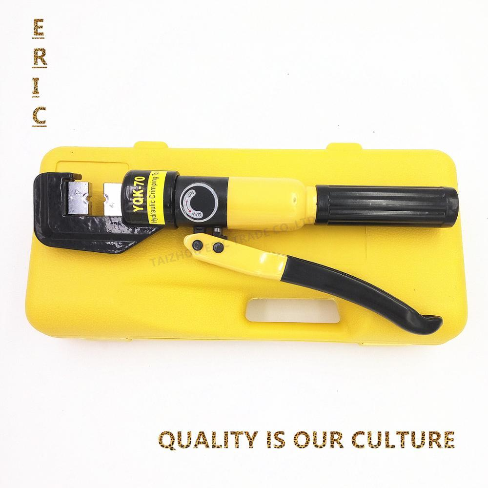 China Hot Hydraulic Crimping Tool Price Hand Cable Lugs Cutter Tools A Wiring And Is Used To Power Pipe Swaging Crimper For Metal Ac Hose Plier Manufacturer Wire Rope Shear New