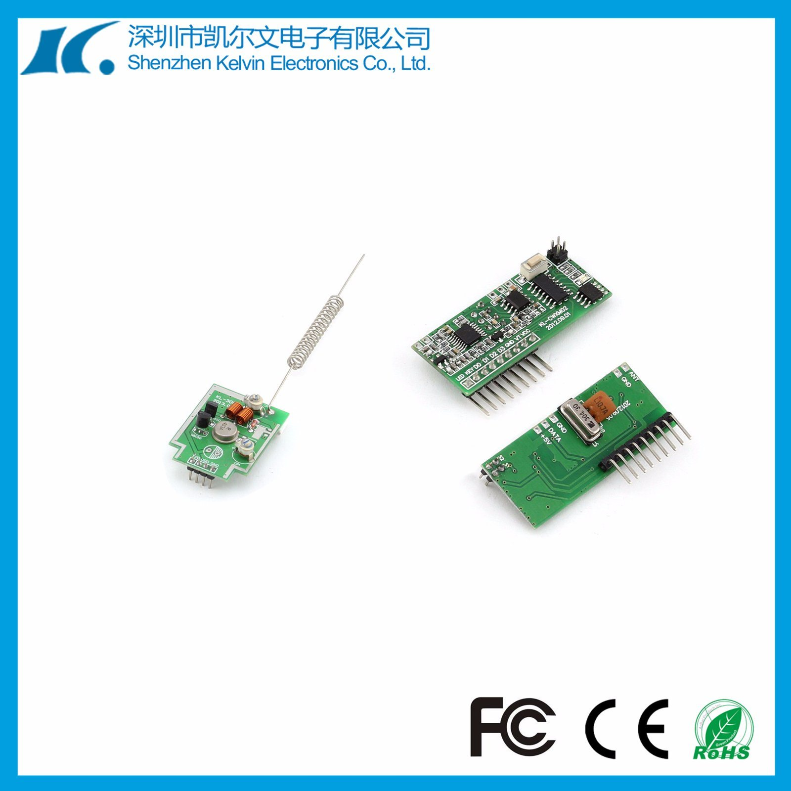 China Dc5v 433mhz Rf Remote Control Wireless Transmitter And Circuit Diagram Receiver Module
