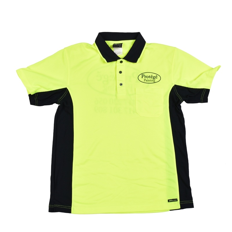 [Hot Item] Unisex Running Shirt Visible Color Polo Shirt Sports Cool Dry  Polo Shirts