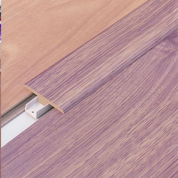 China Laminate Flooring Mdf Skirting T, T Molding For Laminate Flooring