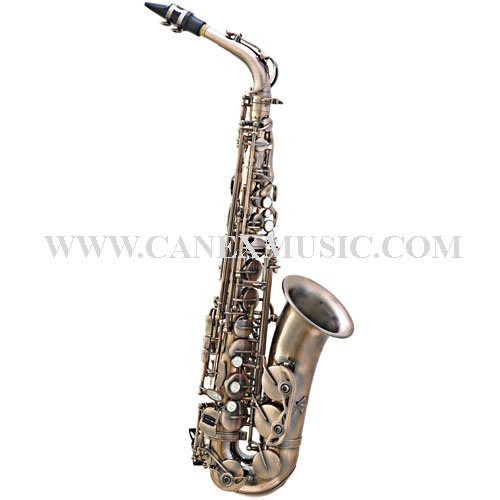 Alto Saxophone / Wind Instruments / Musical Instruments (Canex SAA201)