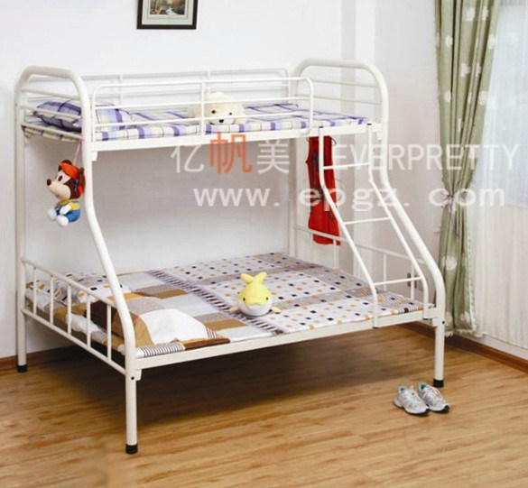 China Hot Sale Metal Double Bunk Bed For Children S Bedroom Sf 23 R