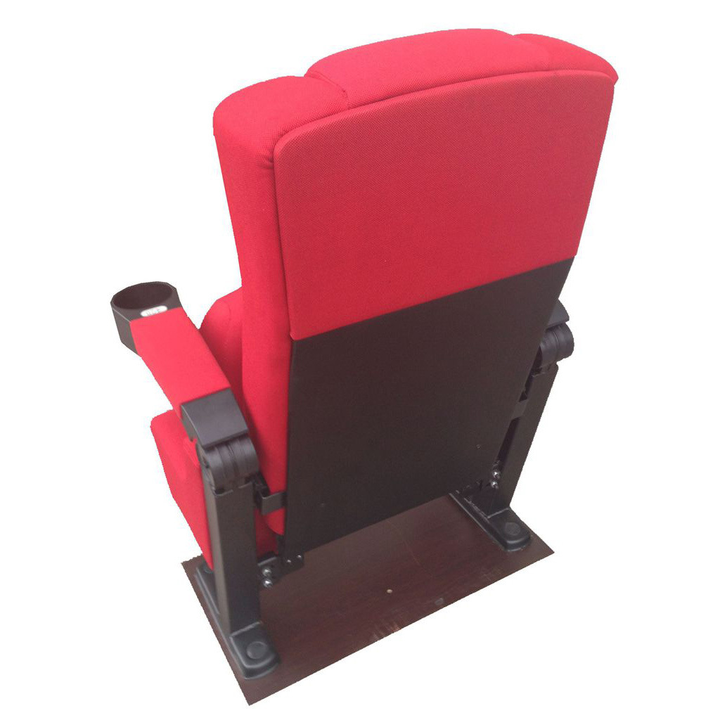 China Movie Theater Seat Auditorium Seating Luxury Cinema Chair (EB02) pictures & photos